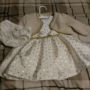 Baby girl 3 month special occasion dress